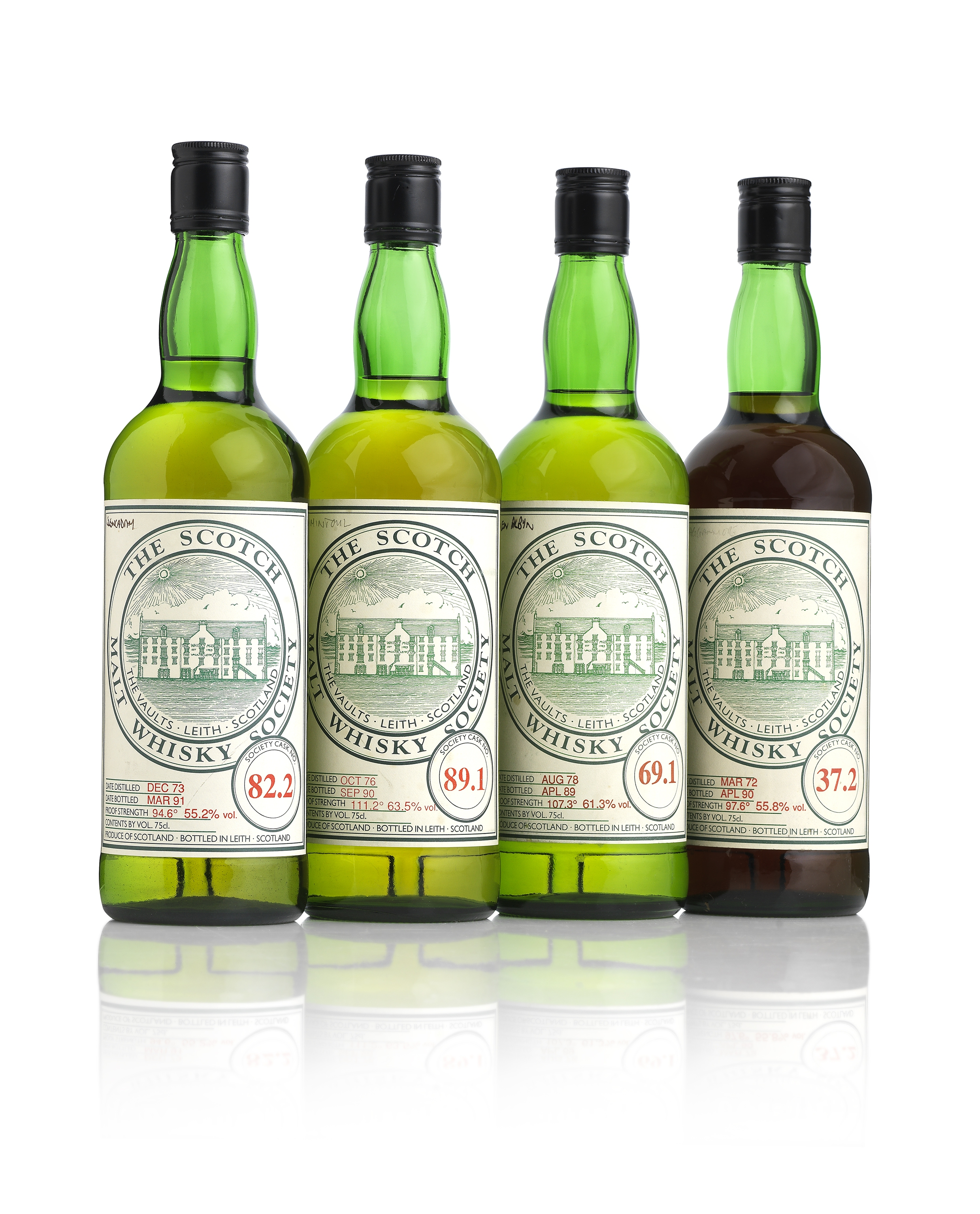 Tomintoul-1976 (SMWS 89.1) - Image 2 of 2