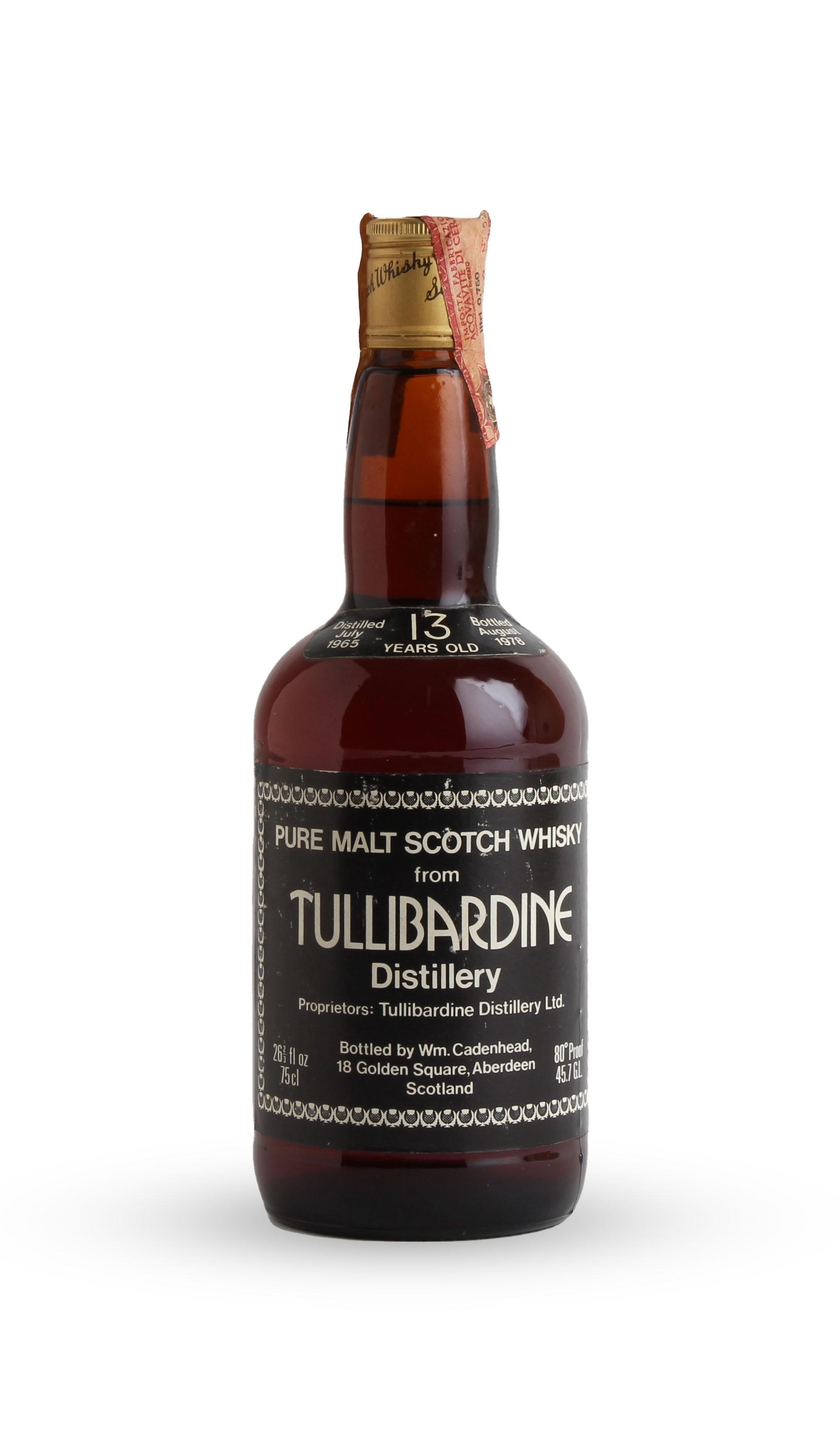 Tullibardine-13 years old-1965