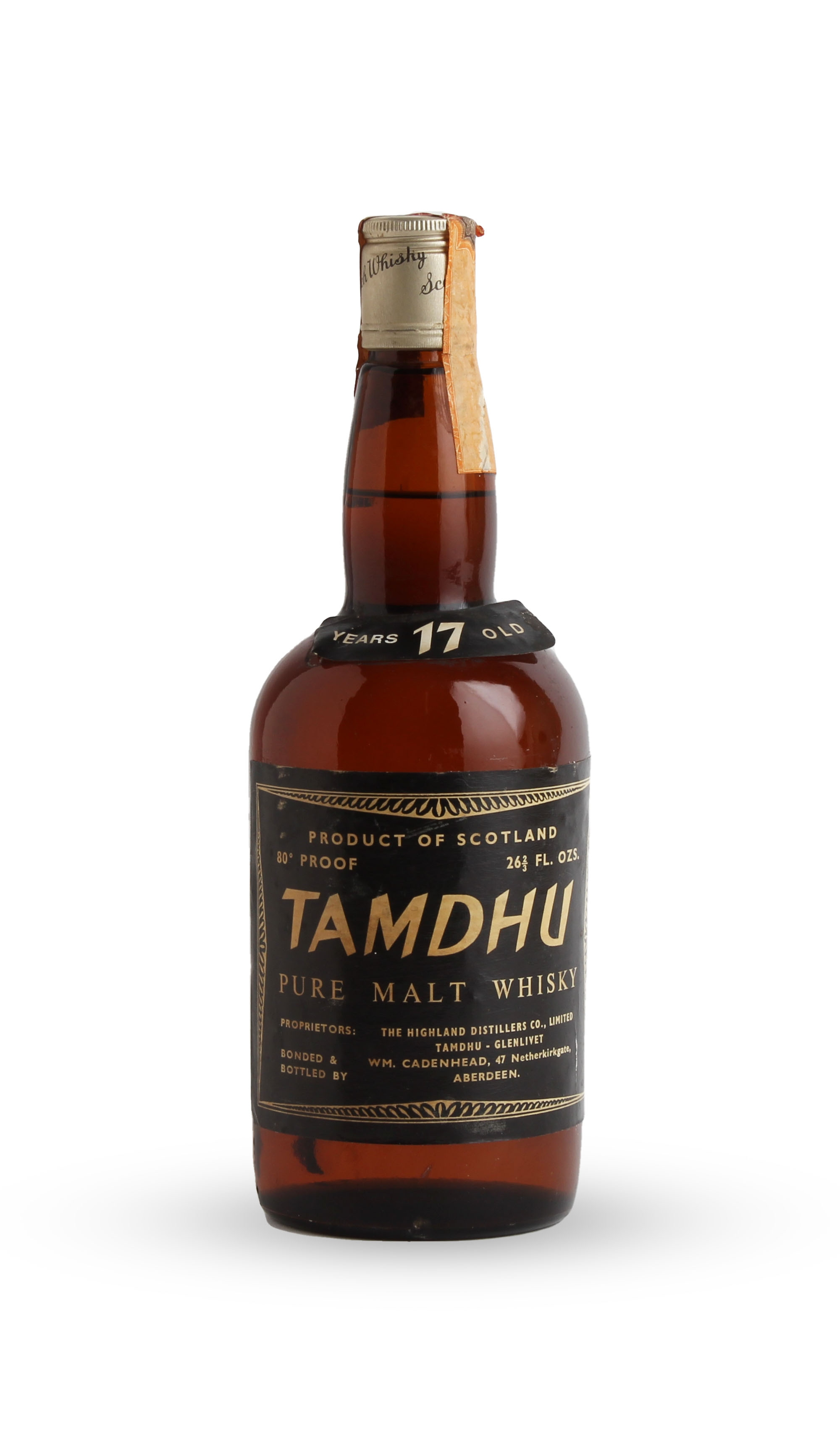 Tamdhu-17 years old