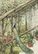 Alice Boyd (British, 1823-1897) Steps to the studio, Penkill House; Cappella di S. Clemente, S. M...