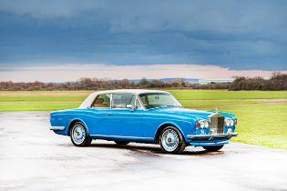 1975 Rolls-Royce Corniche Chassis no. CRH19358