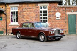 1977 Rolls-Royce Silver Shadow II Chassis no. SRH 31903 Engine no. 31903