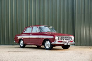 The Property of a Gentleman and Racing Enthusiast,1963 Vauxhall VX Four-Ninety Saloon Chassis no...