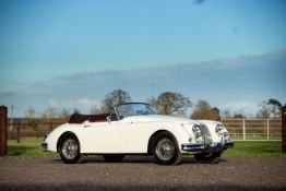 1959 Jaguar XK150 '3.8' Drophead Coupé Chassis no. 5837280BW Engine no. W3560-8