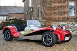 1969 Lotus Seven Series 3 Chassis no. LSB 2454