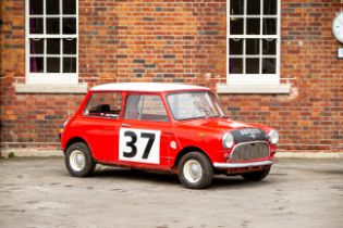 1966 Morris Mini 848cc Rally Car Chassis no. M-A2S4-L/377906 Engine no. 8AM-U-H/1025829