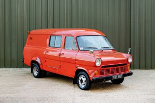 The Property of a Gentleman and Racing Enthusiast,1968 Ford Transit Type TSF Chassis no. GB81HA...