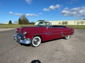 1953 Pontiac Chieftain Deluxe Eight Convertible Coupe Chassis no. P8XH88350