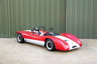 The Property of a Gentleman and Racing Enthusiast,1968 Nerus Silhouette Chassis no. N/A Engine n...