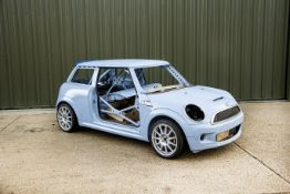 The Property of a Gentleman and Racing Enthusiast,2008 Mini Cooper S Rally Project Coupé C...