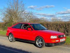 1991 Audi Quattro Turbo 20V S2 Coupé Chassis no. WAUZZZ 8B Z MA009372