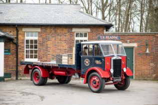 1939 Albion FT3 Lorry Chassis no. 158023