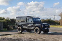 1997 Land Rover Defender 110 TDi Chassis no. SALLDHA67VA121591