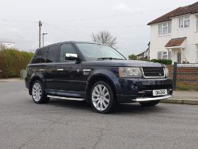 2005 Range Rover Sport 4.2 V8 Supercharged Chassis no. SALLSAA336A914150