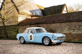 The Property of a Gentleman and Racing Enthusiast,1965 MG B Roadster Competition Chassis no. GH...