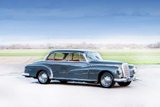 1961 Mercedes-Benz 300d 'Adenauer' Limousine Chassis no. 189.010.22.002641