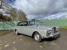 1971 Rolls-Royce Silver Shadow I Saloon Chassis no. LRH9764
