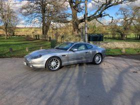 1996 Aston Martin DB7 Coupé Chassis no. SCFAA1110SK100574
