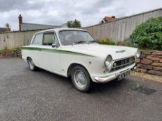 1966 Ford Lotus Cortina Mk I Recreation Chassis no. BA74FJ59518 Engine no. N/A