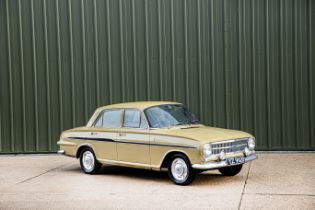 The Property of a Gentleman and Racing Enthusiast,1968 Vauxhall VX Four-Ninety Chassis no. FBH93222