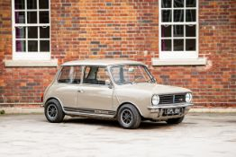 1970 Mini 1275 GT Chassis no. XAD2-117634