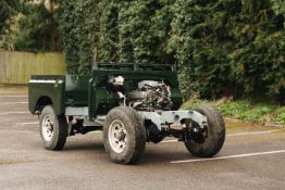 1968 Land Rover Series IIA Project Chassis no. 24134571D