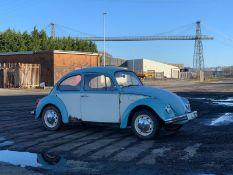 1974 Volkswagen Beetle Chassis no. 1142701081