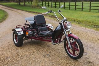 1997 FMD Granny Trike Chassis no. SABTVR03857219312 Engine no. 12H907AA009742