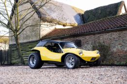 The Property of a Gentleman and Racing Enthusiast,1970 Volkswagen Dune Buggy Replica Chassis no....