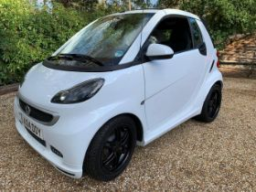 2014 Smart ForTwo Brabus Xclusive Chassis no. ME4514332K771655