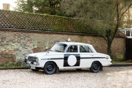 The Property of a Gentleman and Racing Enthusiast,1963 Vauxhall VX FOUR-NINETY Works Rally Car C...