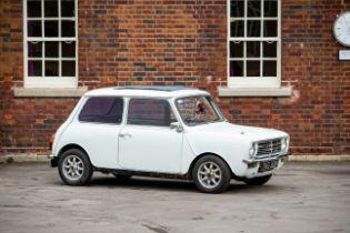 1970 Austin Mini 998cc Chassis no. XA2S2110091A4 Engine no. 99H285EH2240