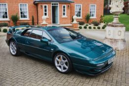 1998 Lotus Esprit V8 GT Chassis no. SCCDA0823WHC15520