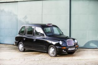2003 London Taxi International TXII Gold Auto Chassis no. SCRT4B6ME3C153394 Engine no. ZSD424D2...