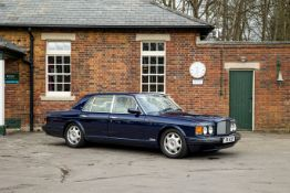 1996 Bentley Brooklands Turbo Saloon Chassis no. SCBZE20CXVCH59121