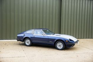 The Property of a Gentleman and Racing Enthusiast,1982 Datsun 280 ZX Coupe Chassis no. HS130950030