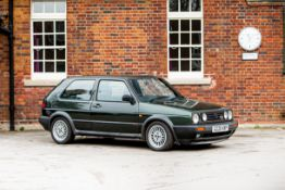 1990 Volkswagen Golf MK2 16v GTI Chassis no. WVWZZZ1GZLW327332