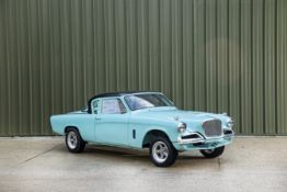 The Property of a Gentleman and Racing Enthusiast,1956 Studebaker Commander Coupe Competition Pro...