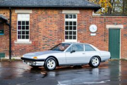 1983 Ferrari 400i Chassis no. ZFFEB06C000046333