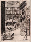 BRAHE (TYCHO) Astronomiae instauratae mechanica, Nuremberg, Levinus Hulsius, 1602