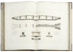 ENGINEERING - THOMAS TELFORD TELFORD (THOMAS) The Life of Thomas Telford, Civil Engineer, 2 vol. ...