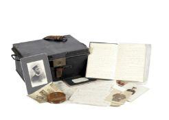 NAVY – BONHAM FAMILY Papers of Admiral Charles Wright Bonham (1817-1910), his sons Captain ...