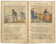 SLAVERY [OPIE (AMELIA) The Black Man's Lament, or How to Make Sugar], FIRST EDITION, [Harvey and ...