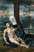 Manner of Gerard David, early 17th Century Piete;