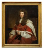 Sir Godfrey Kneller (Lubeck 1646-1723 London), and Studio Portrait of Sir Edward Ward of Sto...