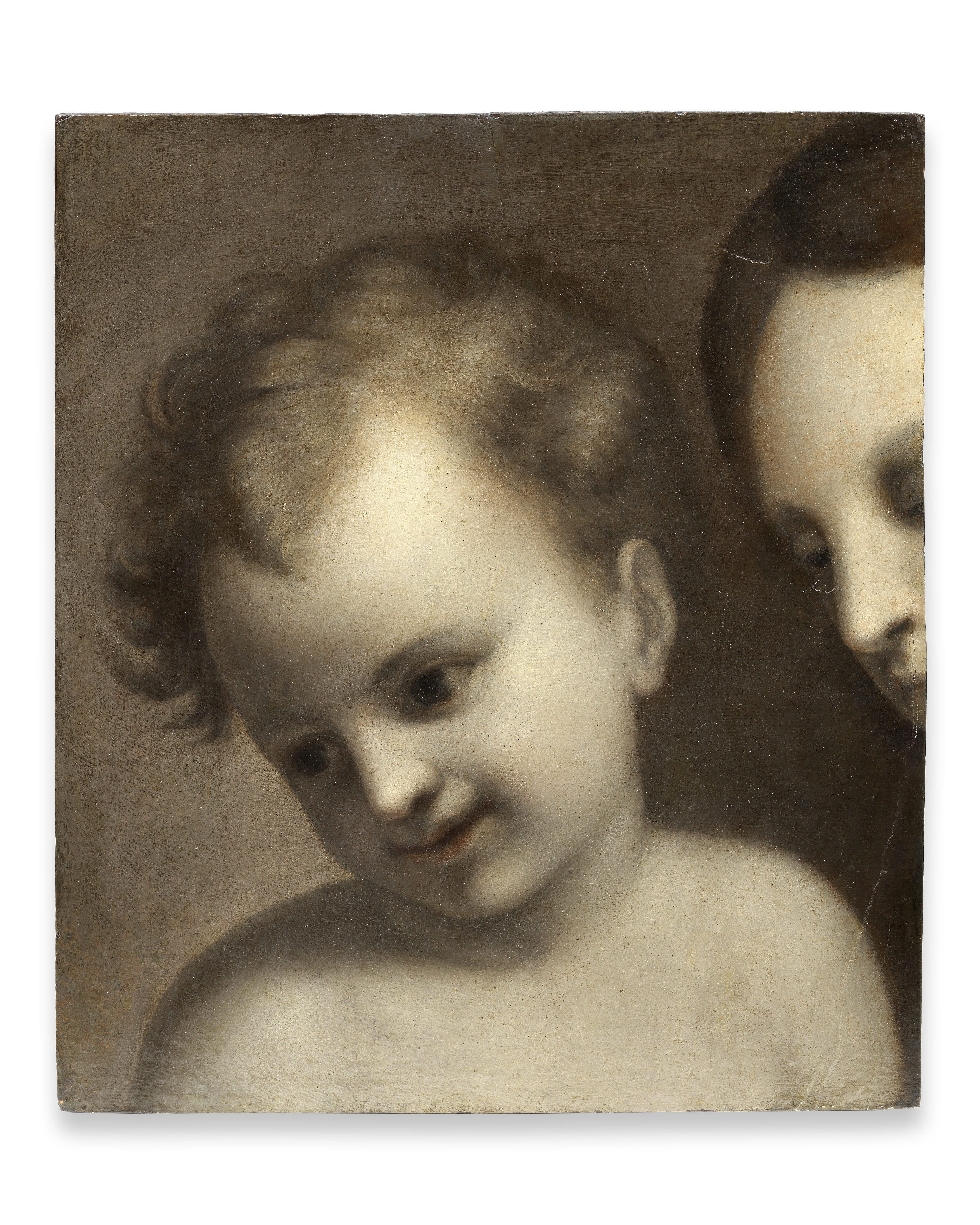 Emilian School, late 16th Century The Christ Child unframed