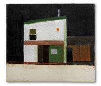 MERLIN JAMES (B. 1960) House (Mirror) 1994-1996