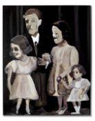 GENIEVE FIGGIS (B. 1972) Family Portrait 2015
