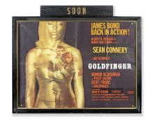 Goldfinger, Eon Productions / United Artists, 1964,