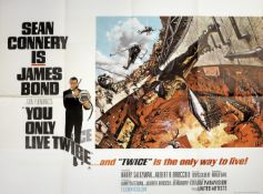 You Only Live Twice, Eon Productions/United Artists, 1967,